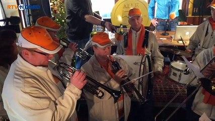 Alle 50 Goud: dweilorkerst in Heiligerlee - RTV Noord