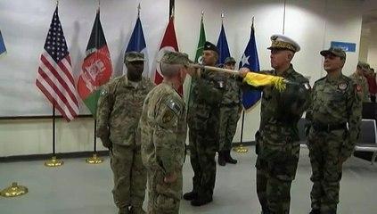 Les soldats français quittent officiellement l'Afghanistan
