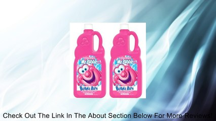 Mr. Bubble 36 fl oz Original Bubble Bath (2-pack) Review