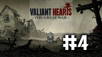 Valiant Hearts: The Great War - Parte 4 - Español (HD)