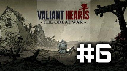 Valiant Hearts: The Great War - Parte 6 - Español (HD)