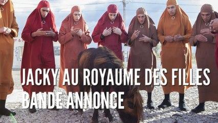 Jacky Au Royaume Des filles, Bande Annonce