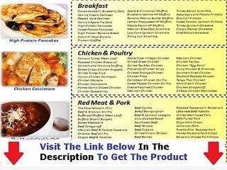 Anabolic Cooking Review & Bonus WATCH FIRST Bonus + Discount