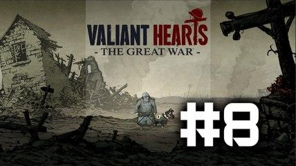 Valiant Hearts: The Great War - Parte 8 - Español (HD)