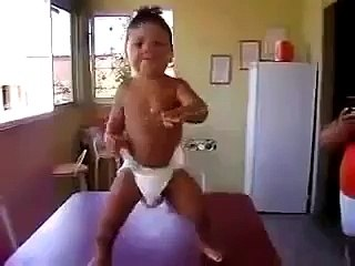 Small Baby Dancing | Funny