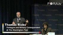 Thomas Ricks: George Bush Far and Away Worst US President