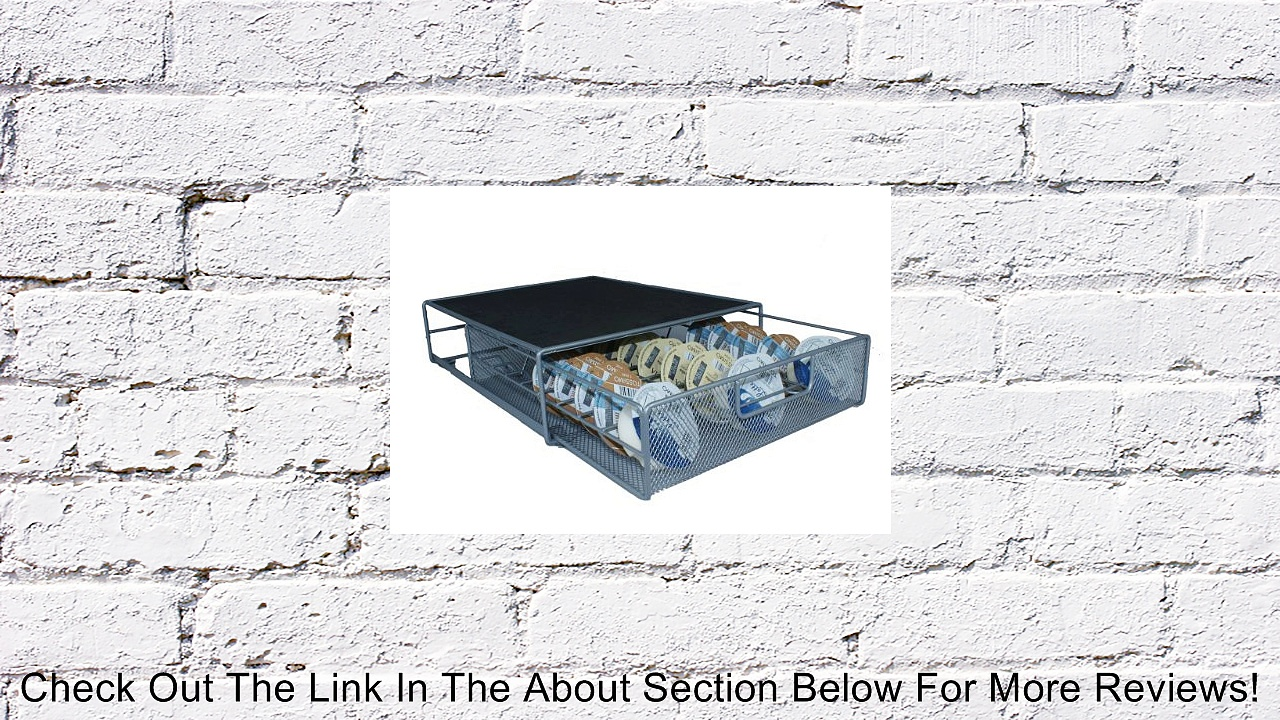 T-Disc Storage Drawer Holder for 54 Packs by DecoBros� Review