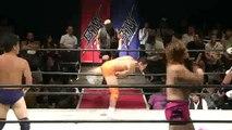Kazuki Hashimoto & Kota Sekifuda vs. Hideyoshi Kamitani & Isamu Oshita