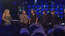 Fergie interviews One Direction - New Years Rockin Eve 2015