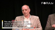 Eric Schlosser - Human Rights Issues and Slow Food