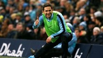 Franck Lampard Sezon Sonuna Kadar Manchester City'de