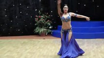 A Beautiful Belly Dancer SUPERB BELLY SHAKING DANCE