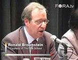 Ronald Brownstein: Obama and McCain Pursue Bipartisanship