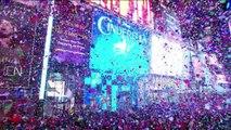Festivités planétaires pour le Nouvel An