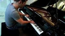 Disclosure - Latch feat. Sam Smith, piano cover, Amery Reuben