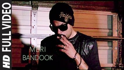 Meri Bandook (Full Video) Bohemia Ft Haji Springer | New Punjabi Song 2015 HD