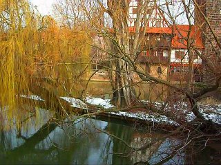 Bummel durch die Nürnberger Altstadt