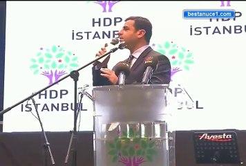 HDP İstanbul kongresi - Selahattin Demirtaş'in konuşması