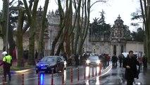 Dolmabahçe Sarayı'na saldıran teröristten ''Berkin'' sloganı
