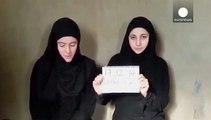 Az itália kormány és közvetítők segítségét kéri a két Szíriában fogva tartott olasz nő