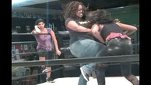 WFW FEMALE WRESTLING: BAD ASS TIFFANY BROWN