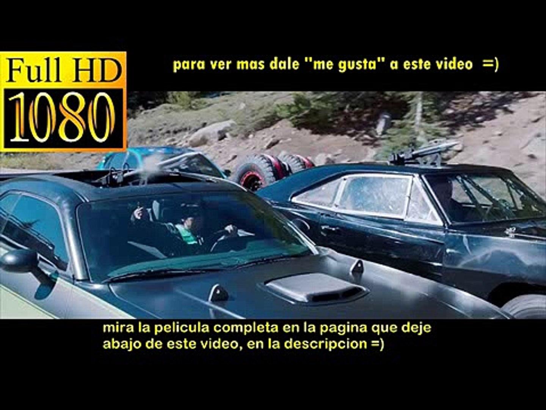 Rapido Y Furioso 7 Pelicula Completa En Español Video Dailymotion