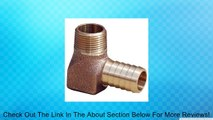 """ProPlumber 3/4"""" x 1"""" Underground Irrigation Hydrant Elbow Review"""