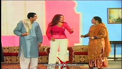 Pakistani Funny Stage Drama 2015 - Zafri Khan Special