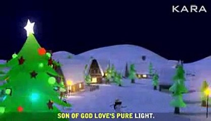 Silent Night Holy Night | Christmas Song With Lyrics