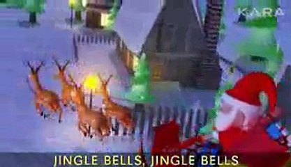 Jingle Bells Jingle Bells | Christmas Song With Lyrics
