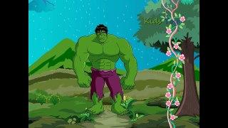 Twinkle Twinkle Little Star Rhyme Hulk Cartoon Twinkle Twink