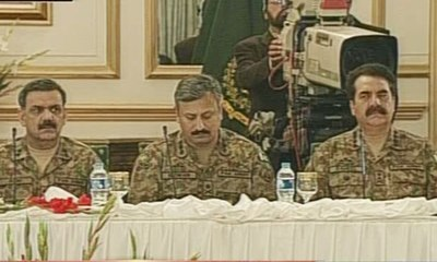 Special courts needed due to extraordinary times: COAS