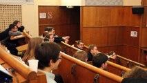 Conference de Jean-Francois Clervoy - Voyage dans l'Espace (8ème partie)
