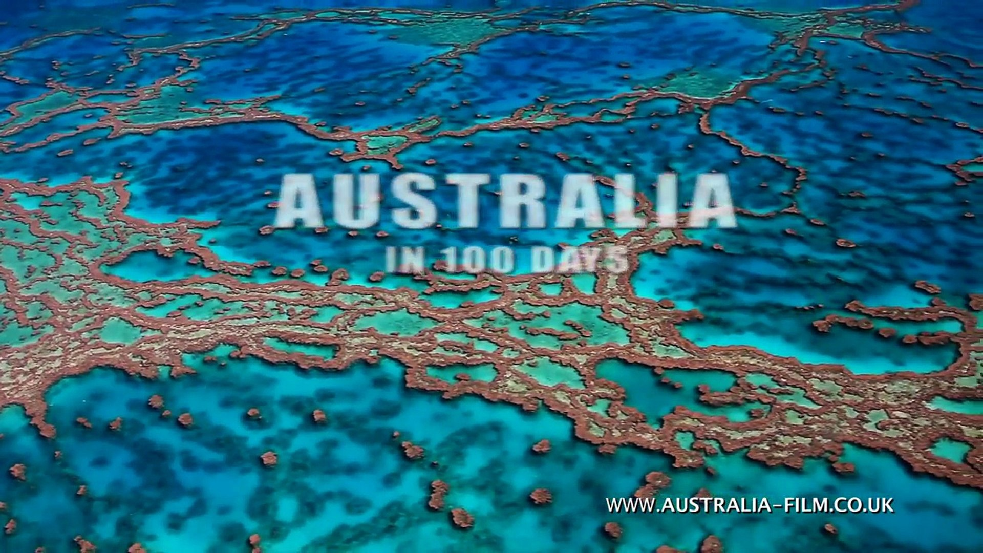 Australia in 100 days - out now on DVD and Bluray - Trailer - english - travel documentary