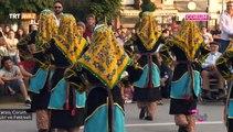 TRT AVAZ MEDYA FESTİVAL  2014 ÇORUM HİTİT FESTİVALİ 39.BÖLÜM