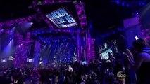 One Direction  Little Things  en el Dick Clark's New Year's Rockin' Eve 2015