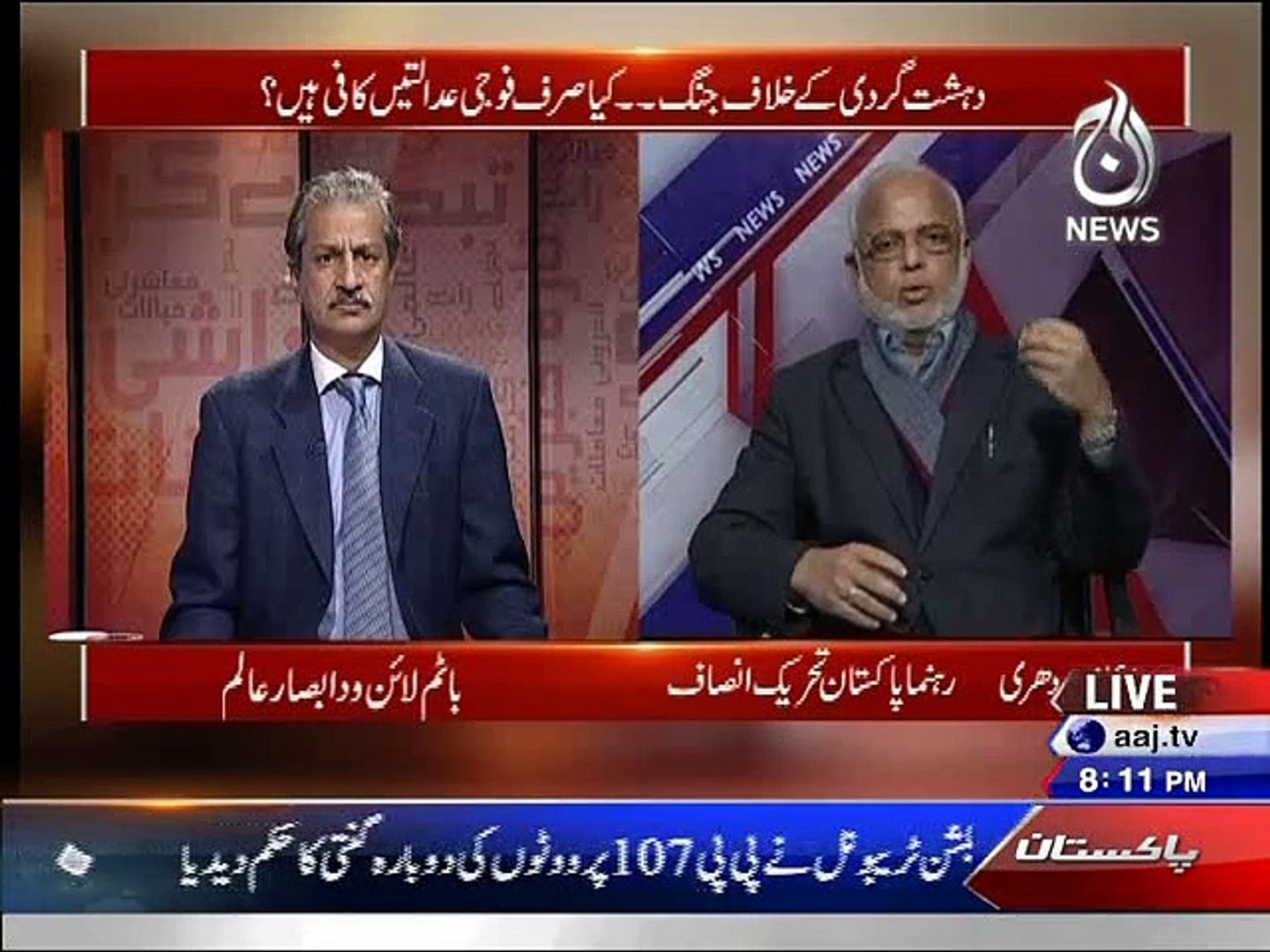 Bottom Line With Absar Alam Jan 02 2015