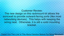 SonicWALL - 01-SSC-9212 - TZ 215 NSA 220 Rack Mount Kit Review