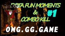 Dota 2 WTF Funny Moments 1. Dota 2 Epic Win or Fail Compilation