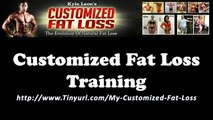 Customized Fat Loss Training   Customized Fat Loss Zone
