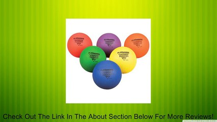 FLYING COLORS SUPERGRIP Playground Ball Set - 7'' Review