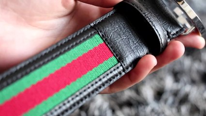 Super Perfect Gucci Belts(100% Genuine Leather,Steel Buckle) 002