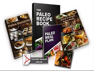 Paleo Recipe Book Download - Get Instant Access Now!