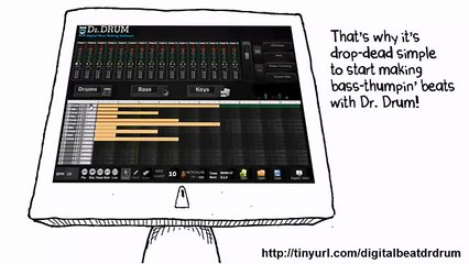 MUST WATCH, Dr Drum Beat Making Software Review