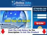 Legitimate Online Jobs With No Startup Fees + DISCOUNT + BONUS