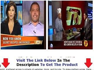 Recipe Secrets Unbiased Review Bonus + Discount