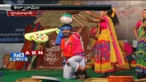 Shilparamam ; The arts, crafts & cultural village at Hyderabad (03-01-2015)