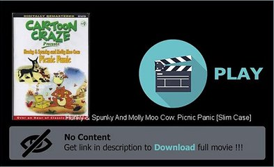 Watch Hunky & Spunky And Molly Moo Cow: Picnic Panic [Slim Case] Movie Online