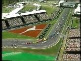 GP Australia, Melbourne 2000 Partenza