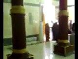 Inside view Khana Kaba Shareef